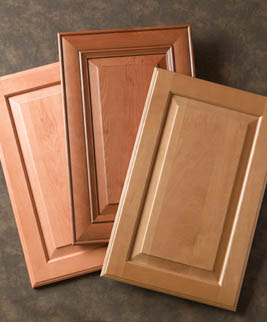 Samples of Custom Cabinet Doors